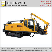 Hig quality horizontal directional driller rig machine XCMGXZ680
