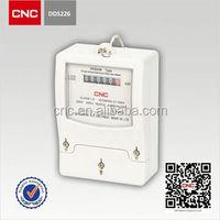 DDS226 digital kilowatt hour meter
