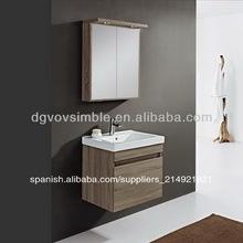 nuevo modelo de montaje en pared pintura gabinetes de la vanidad cuarto de baño para sh060 alto del mueble moderno