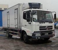 Fresh meat refrigeration truck YC Engine Refrigerator Box Truck DFL5110