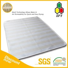 2015 new arrival & free sample natural latex mattress topper