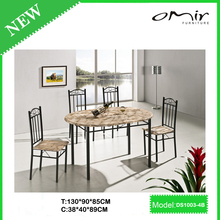 wooden dining table and chairs covers