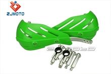 "HG-15-GN Green Motorcycle Fairing Kit 22mm 7/8"" Aluminium Brush Bar hand guard front guard for motorcycles CR CRF SL XR"
