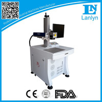 Metal/ Mobile/ Watch/ Phones Fiber laser marking machine for sale