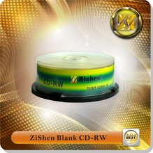 Lable Printing 700Mb Blank Cd Rw