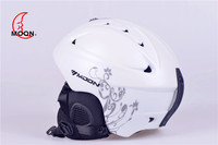 visor ski snow helmet athletic product safe helmet ABS With Protective Glasses design helmets/cool helmet/unique helmet