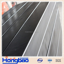 black 2% boron board/boracic pe sheet/5% borated polyethylene sheet