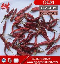 Dried chilli/dried chaotian chilli seller, 2015 chilli dried fresh sale