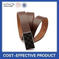 leather scraps western men fashion belt