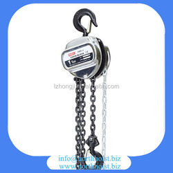 high quality stainless steel hand chain hoist