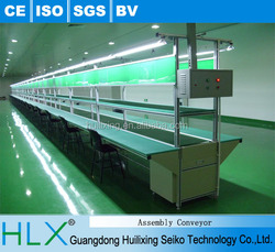 With ISO 9001:2008 certification Automatic TV Assembly Line equipment conveyor belt