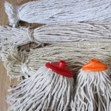 Afrian market hot sale, blended mop yarn , cotton mop yarn