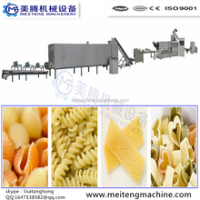 High capacity low consumption Pasta and noodle making machine