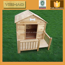 Made-in-China Factory Price Classical Wooden Dog Cage, Wooden Dog House, Dog Cage