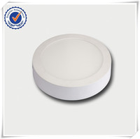 wholesale cheap price 12w surface mounted round panel light led smd2835
