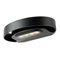 CE SAA led light wall mounted & led light fixtures outdoor & corner wall lamp