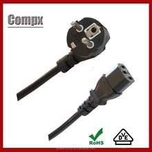 European standard ac power cord wholesale power cord