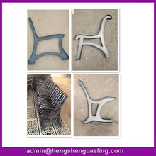 Cast iron bench ends,park bench ends bench legs,bed end furniture wood bench