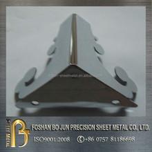 Foshan Bo Jun steel laser cutting service decorative pattern chrome table legs china manufacturer manufacture