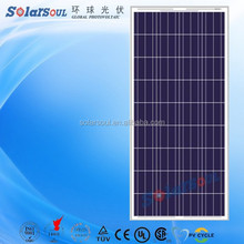 solar panel made in china cheap 130w sunpower solar panels