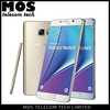 N9208 32GB 5.7inch Samsung Galaxy Note 5 Dual SIM 4G LTE Samsung Exynos 7420, 2.1GHz + 1.5GHz Mobile Phone Wholesale
