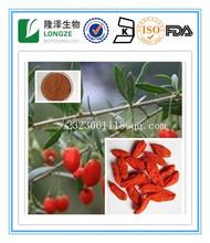 health food Lycium barbarum L Polysaccharide 40% goji extract, goji berri