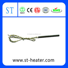 Electrical high density cartridge heater