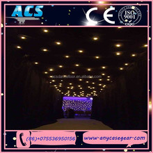 ACS LED Pixel DMX Star Cloth, Indoor LED Star Curtain Stage Light for sale