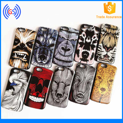 Custom Design Cell Phone Animal Case For Galaxy S4