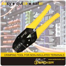 vendita calda elettrico cavo di filo di piegatura spogliarellista pinze per i non terminali isolati