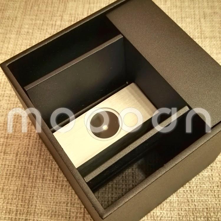 현대 벽 장착 다이 캐스트 알루미늄 큐브 상자 방수 IP65 cob LED ...