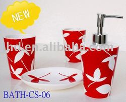 OEM modern Ceramic sanitary set with different design ZHONGYUAN