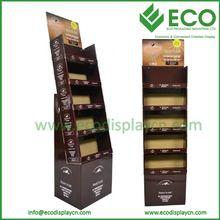 Promotional Cardboard Department Store Display Racks