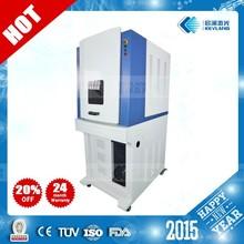 High precison UV/green laser marking machine with 355nm wavelength