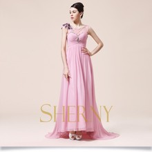 Sherny Bridals 2015 China Manufacturer Evening Dresses Made In China