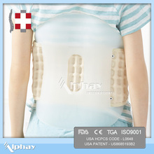 crazy selling adjustable back support brace FOR back pain relief
