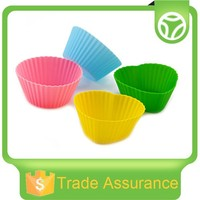 High-end new design bake ware silicone cake molds
