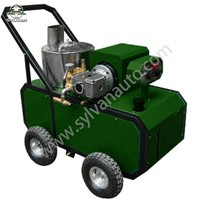 Excellent 8 Mpa Electric hot Water Pressure Washer with Hose Reel