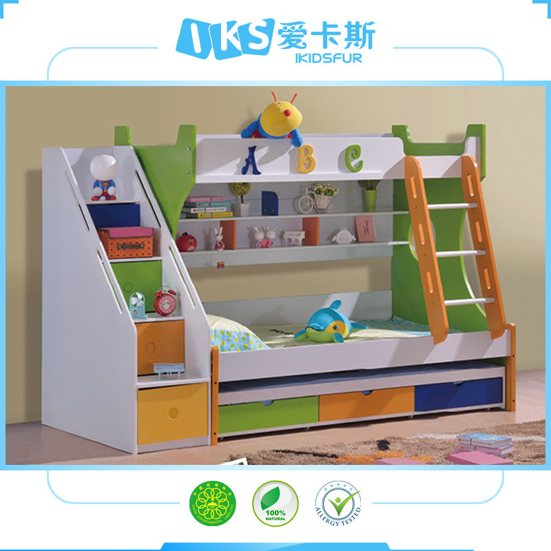 2015 Children Bunk Bed With Desk With Wardrobe Buy Bunk