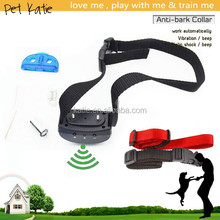 7 Levels Adjustable Static Shock Electronic Dog No Bark Collar for Training