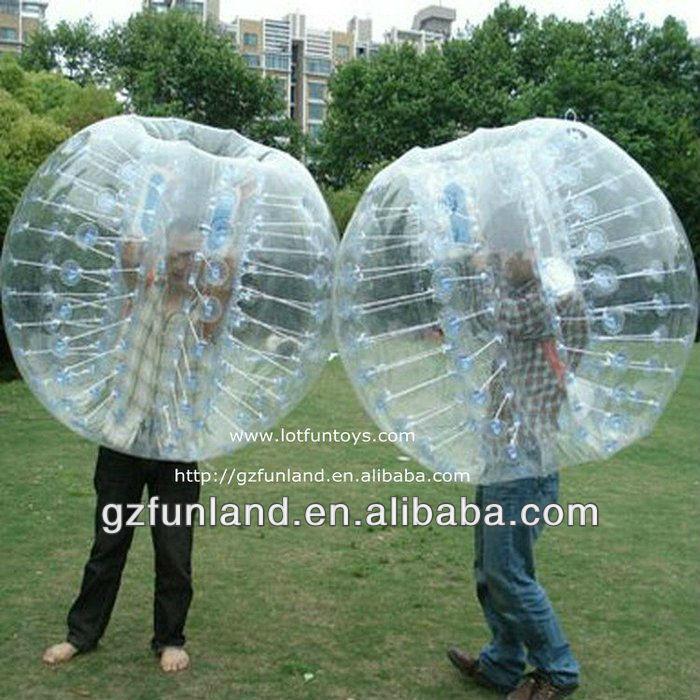 Bubble Ball Body Zorbing