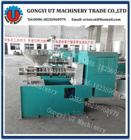 Equipment Palm seeds cold /hot oil Extracting machine Sunflower screw oil expeller machine price