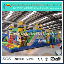 inflatable commercial grade obstacle course for kids and adutls