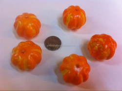 40mm small foam pumpkins