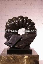 natural de talla de piedra decorativa estatua