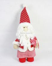 2015 wholesale decorative christmas santa claus