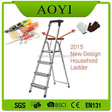 EN131/CE approved cheap price aluminum step ladders for sale