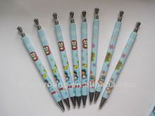 Colorful heat transfer printing gift ball pen