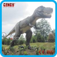 Amusement park high simulation dinosaur and giant inflatable dinosaur