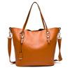 A002 China Customized Hot Fashion Leather Handbag / Fashion Genuine Leather Woman's Bag